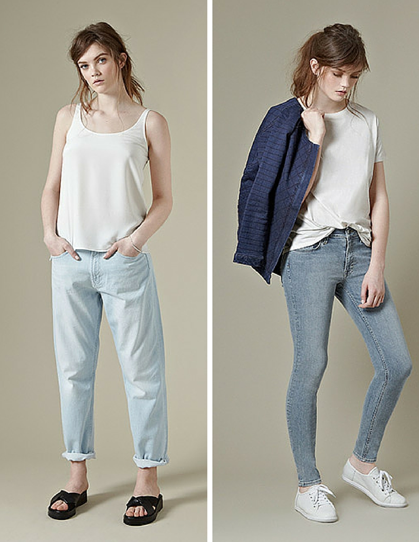 New Denim jeans trends