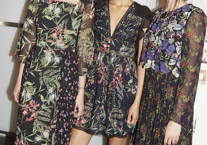 new in florals