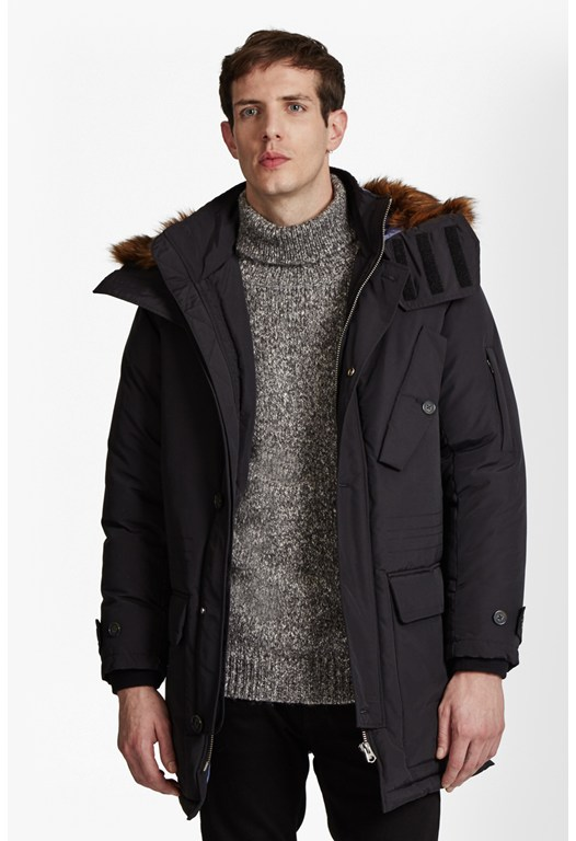 Perkins Parka Coat