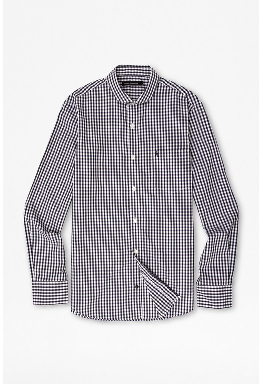 Staffordshire Rifle Gingham Shirt