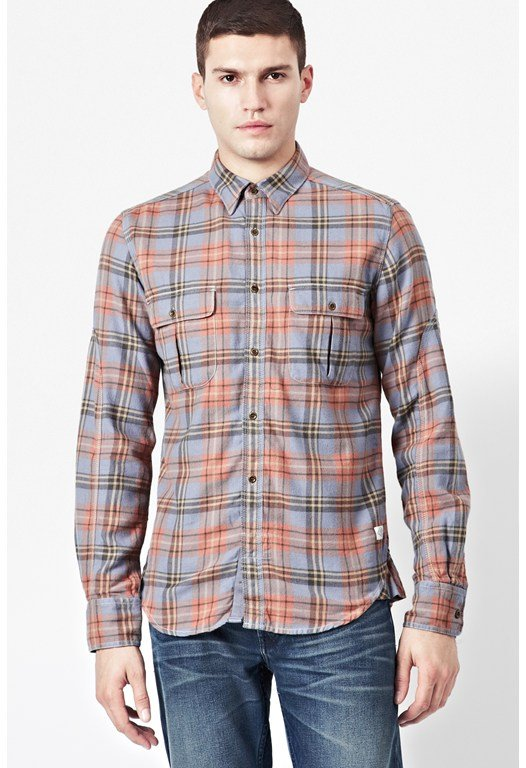 Cobra Plaid Shirt