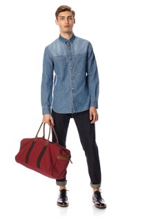 Enforcement Denim Shirt