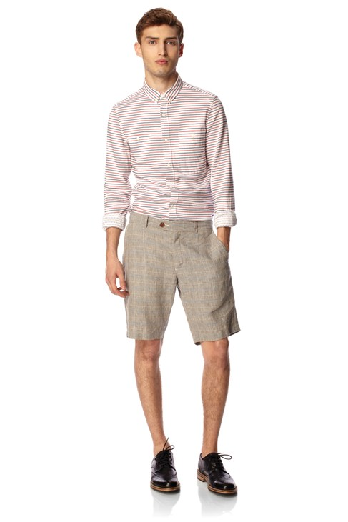 Dartmouth Striped Shirt