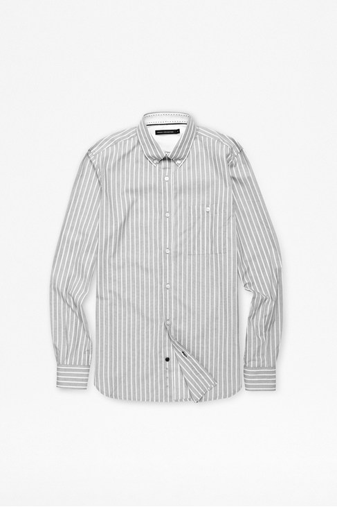 Uni Broad Stripe Lifeline Shirt