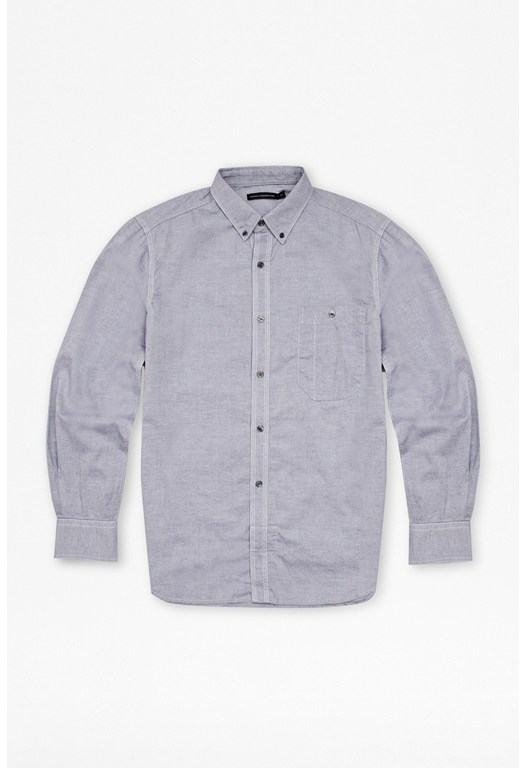 Lightweight Oxford L/S