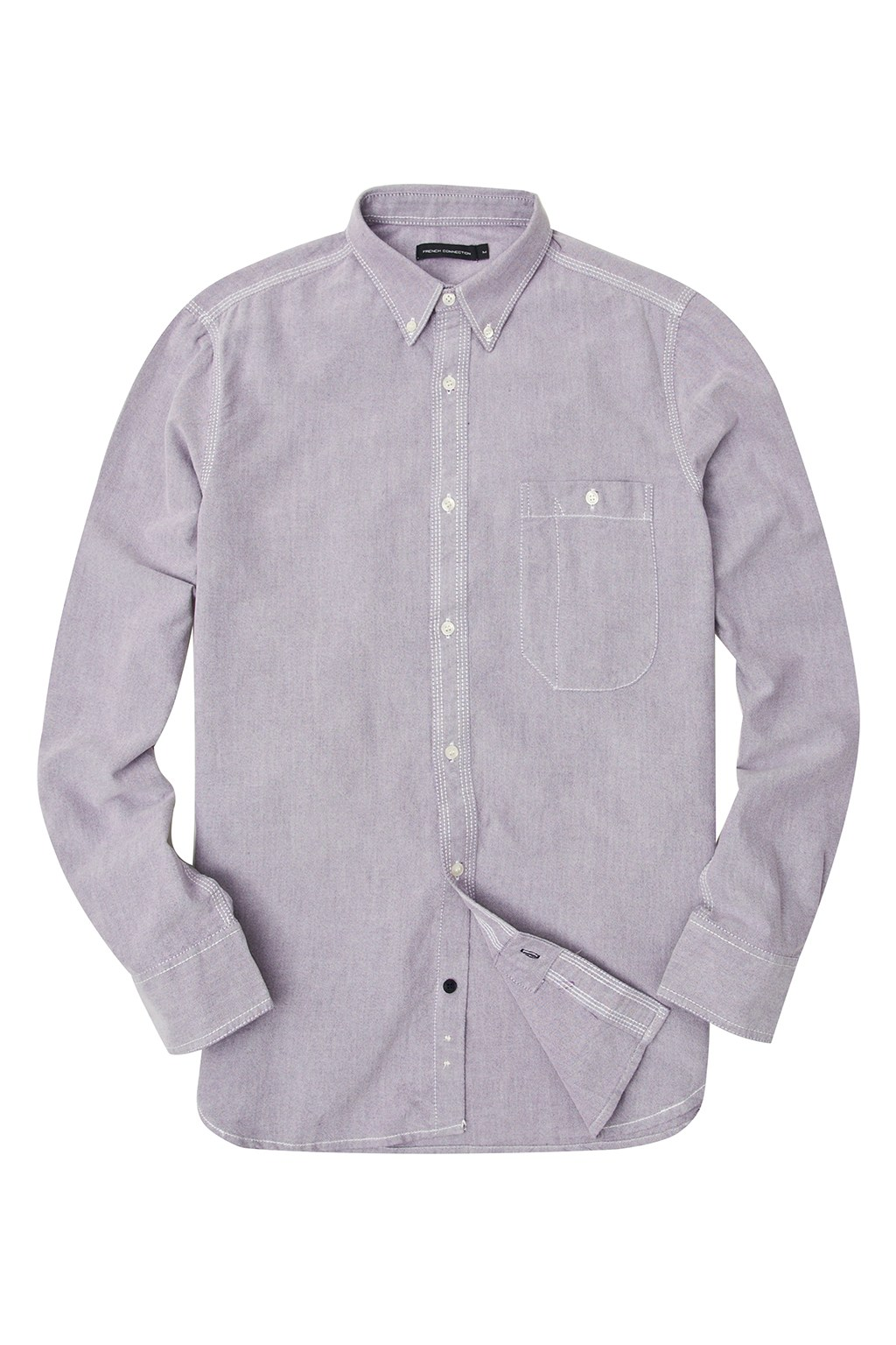 Supersoft Oxford Shirt Shirts French Connection Usa