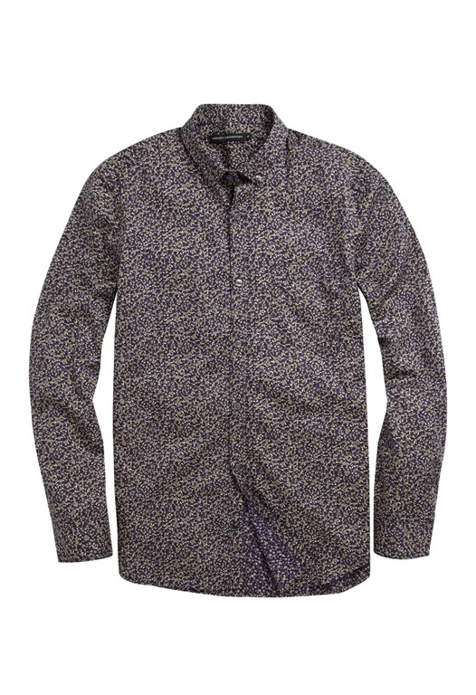 Rugby Floral Shirt