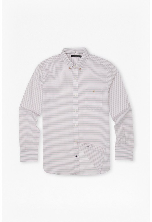 Boilly Horizontal Stripe Shirt