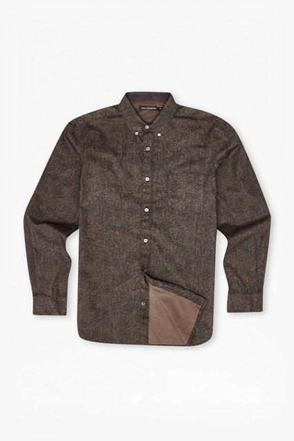 Town And City Chevron Shirt