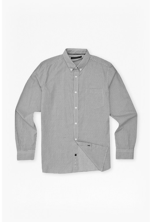 Beaconfell Micro Check Shirt