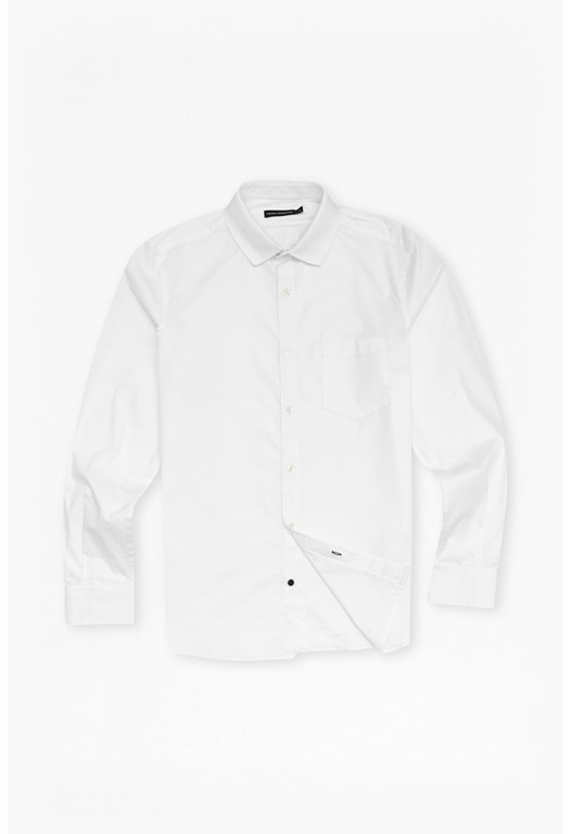 Stretch SH Polo Cotton Shirt