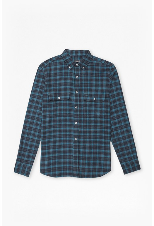 Pop Punk Flannel Shirt