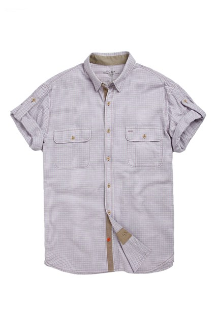 Geebung Gingham Shirt