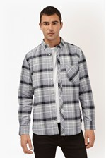 Looks Great With Ijolite Grindle Tartan Shirt
