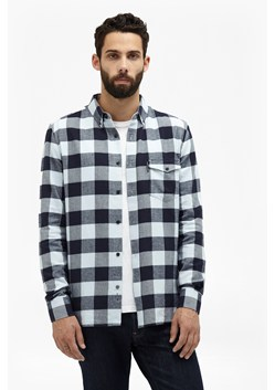Pop Flannel Plaid Shirt