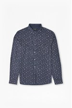 Looks Great With Winter Premium Mix Collar Shirt