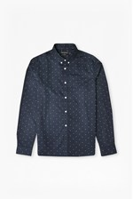 Looks Great With Winter Poplin Printed Shirt