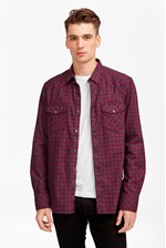 Looks Great With Eddie Checked Shirt