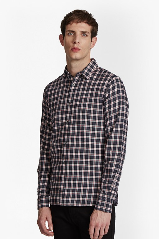 Complete the Look Cash Check Shirt