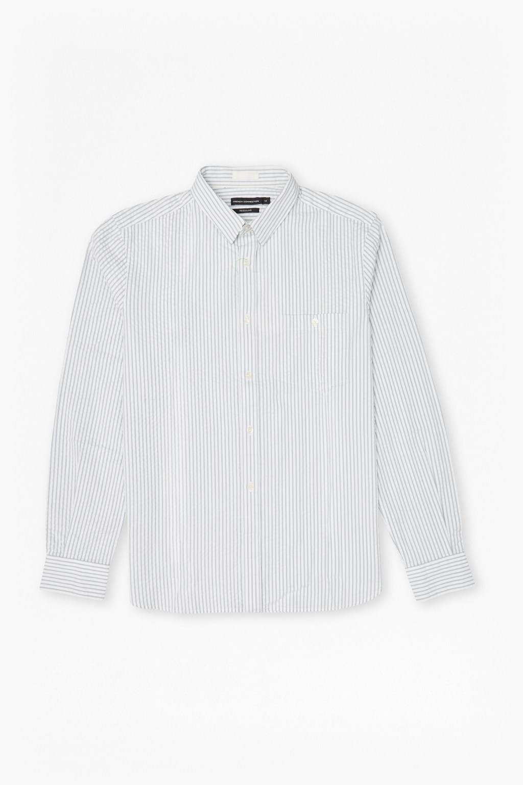 Seersucker Stripe Shirt