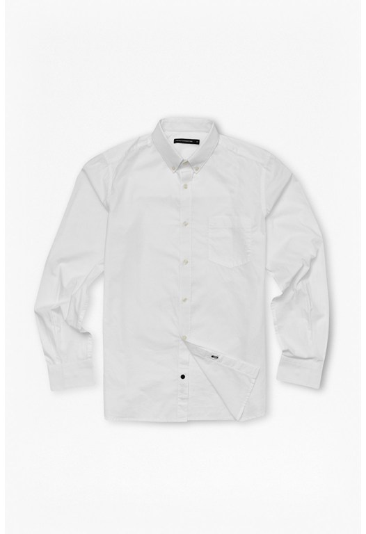 HIGH SUMMER PLAIN L/S SHIRT