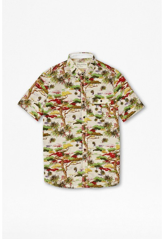 Bonsai Cotton Shirt
