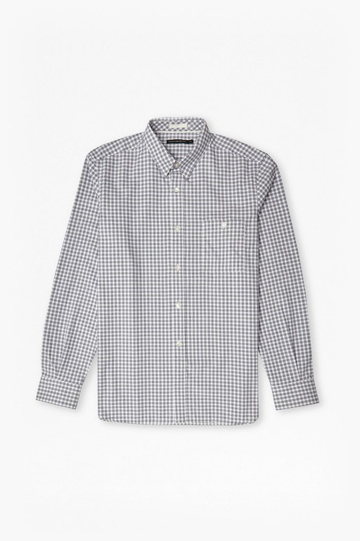 Complete the Look Hornblendite Grindle Check Shirt