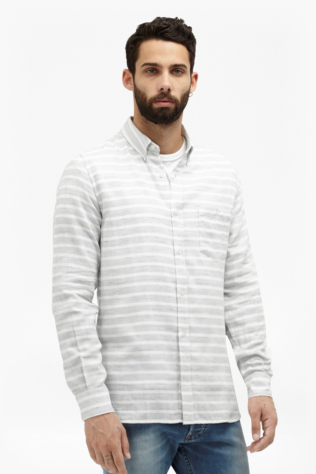 Bearcat Double Striped Shirt