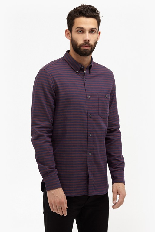 Complete the Look Bearcat Double Striped Shirt