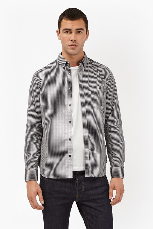 Complete the Look Pomeroy Mini Check Shirt