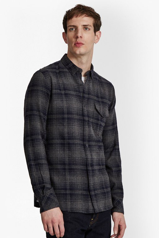 Complete the Look Falco Flannel Button Down Shirt