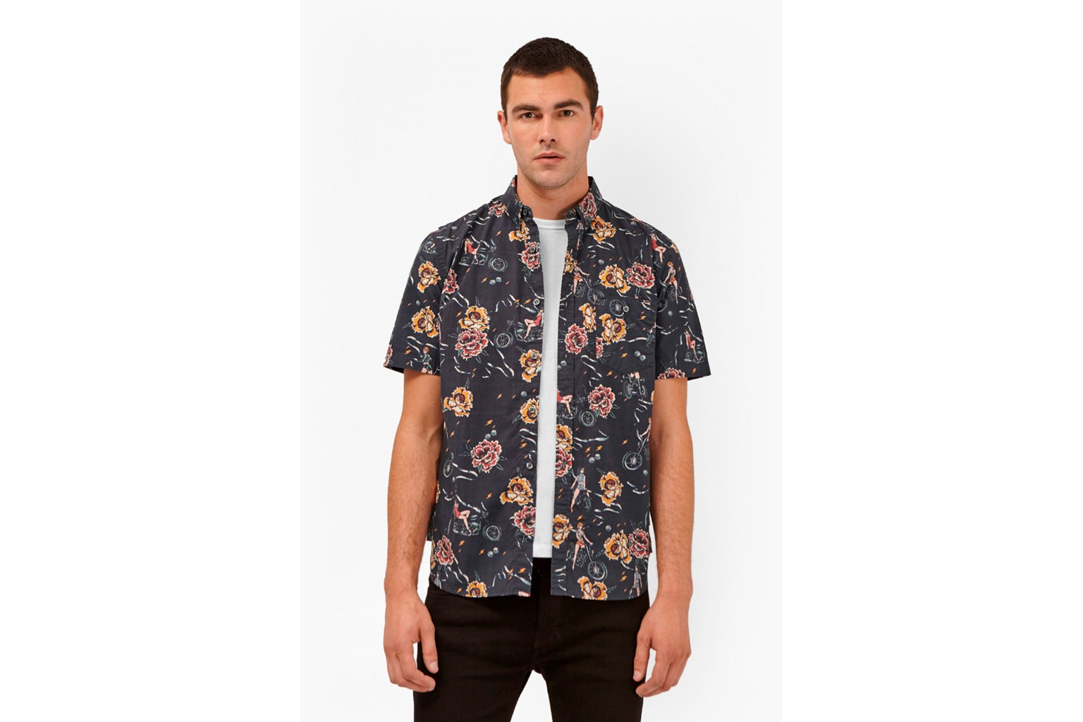 Easy Rider Short Sleeved Shirt