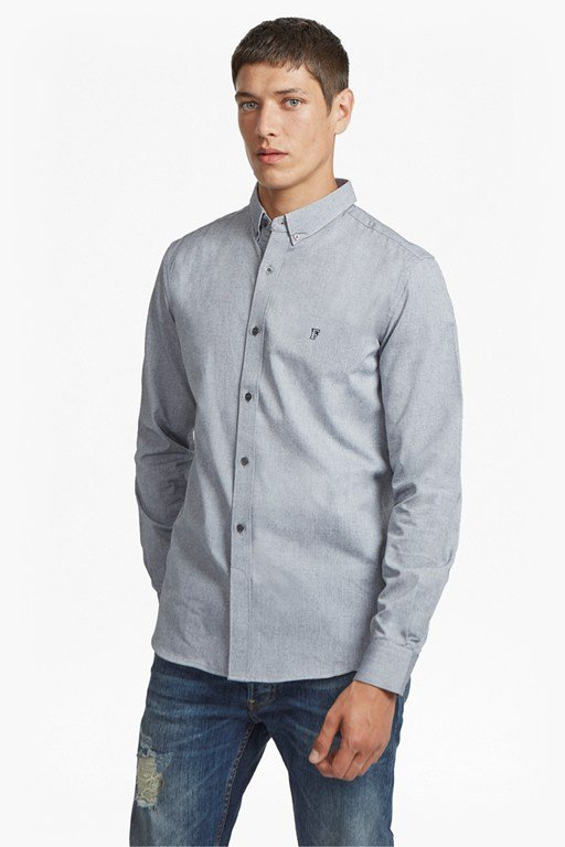 Complete the Look Summer Soft Regular Fit Oxford Shirt