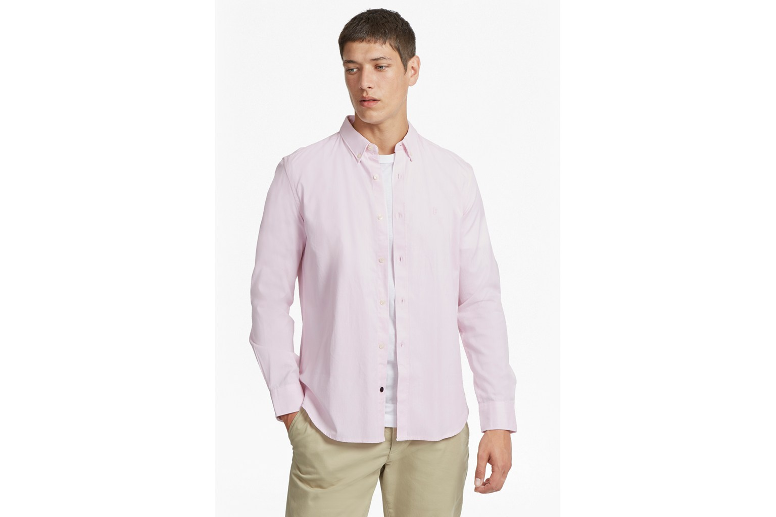 Summer Soft Regular Fit Oxford Shirt