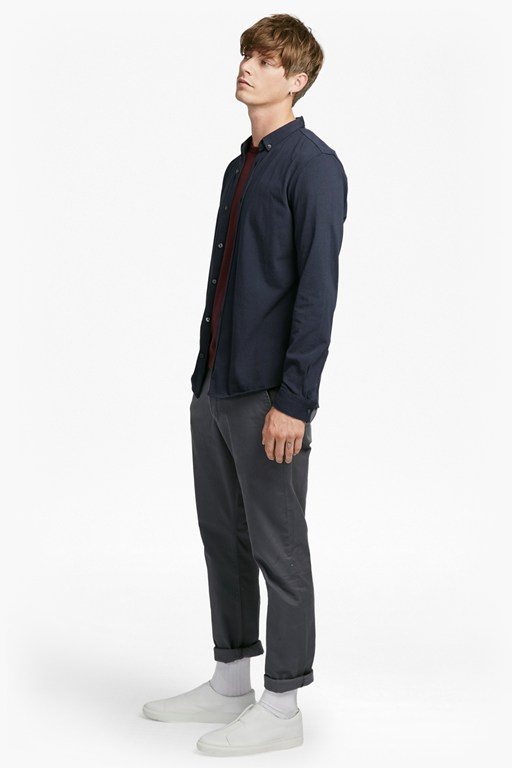 Complete the Look Jersey Slim Fit Shirt