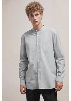 Zepher Grandad Collared Shirt