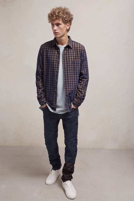 Complete the Look Corduroy Essentials Shirt
