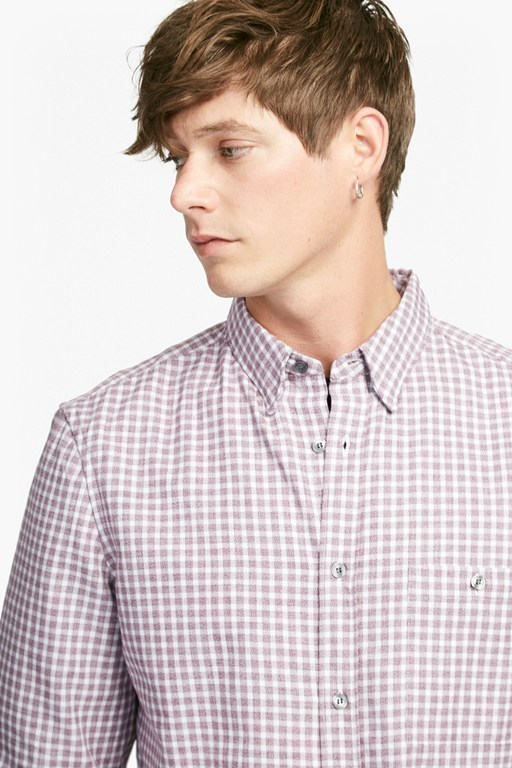 Complete the Look Hornblendite Grindle Checked Shirt