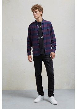 Classic Flannel Stripe Shirt