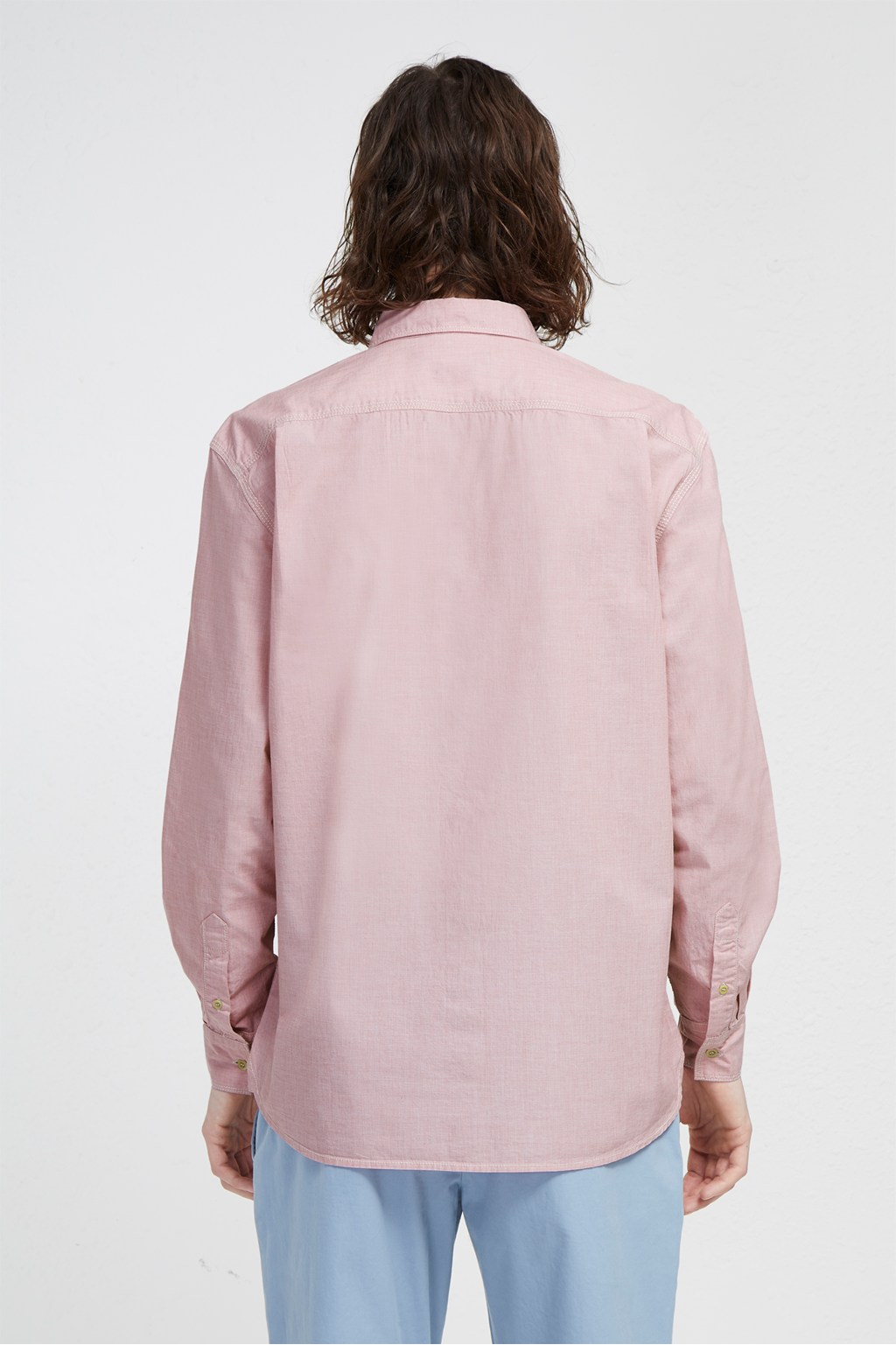 eb9c1fa6237bb loading images... loading images... loading images... End On End Loose  Collared Shirt
