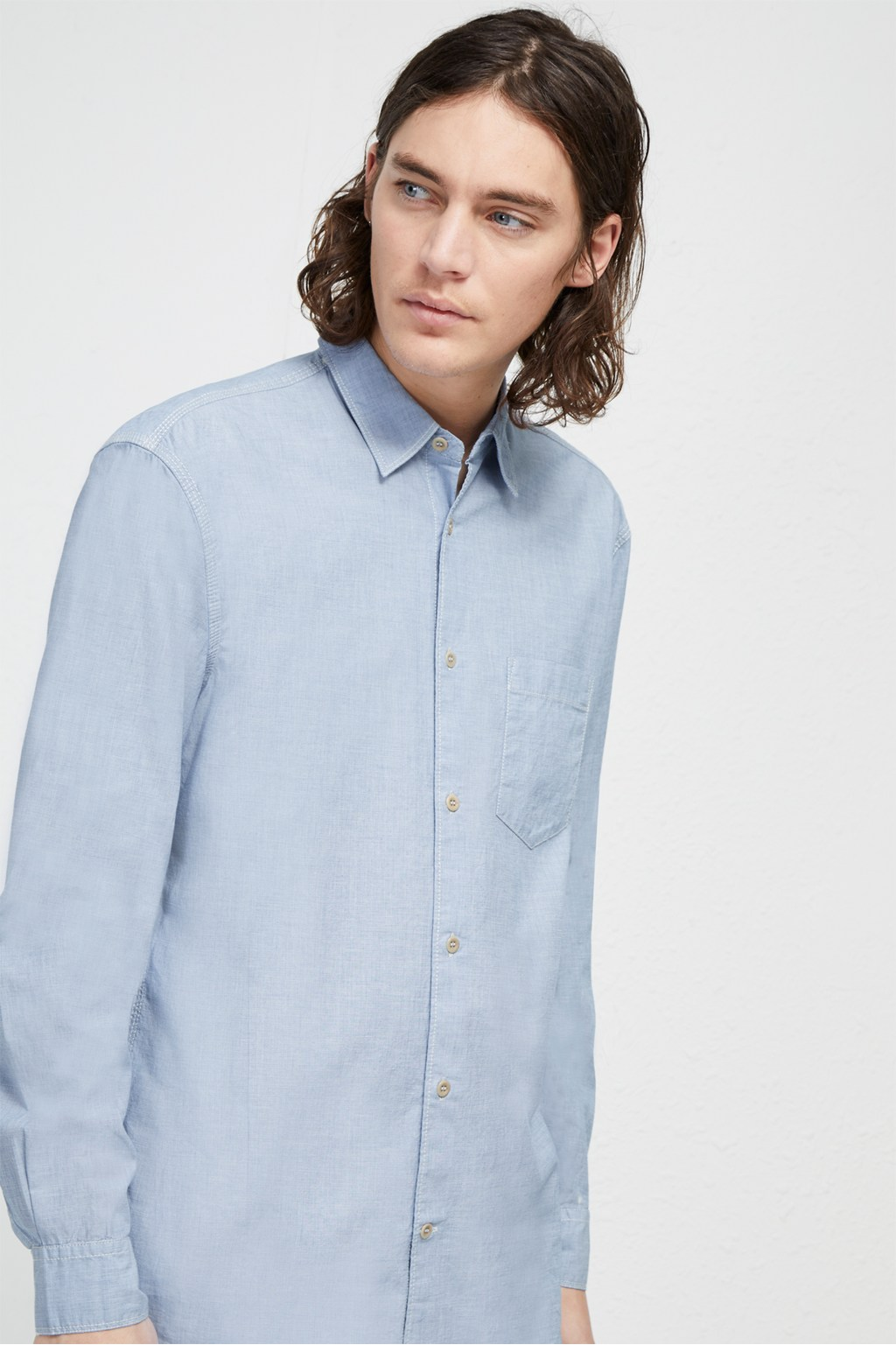 afa59390ad88b End On End Loose Collared Shirt. loading images... loading images.
