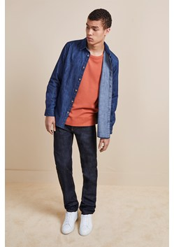 Indigo Denim Shirt