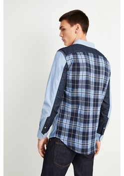City Patchwork Shirt