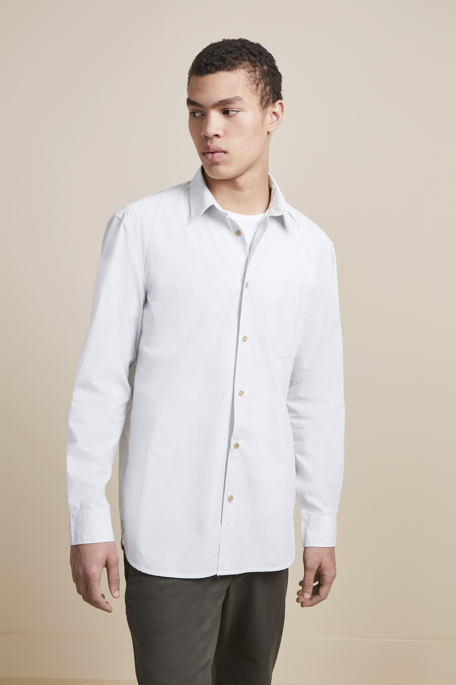 Men S Shirts Sale Checked Oxford Shirts French Connection Usa