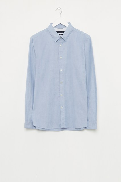End On End Cotton Shirt