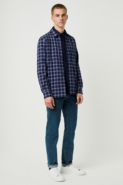 Grindle Workwear Plaid Shirt