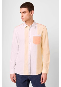 Classic Colourblock Oxford Shirt