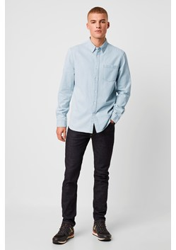 Ice Wash Denim Shirt