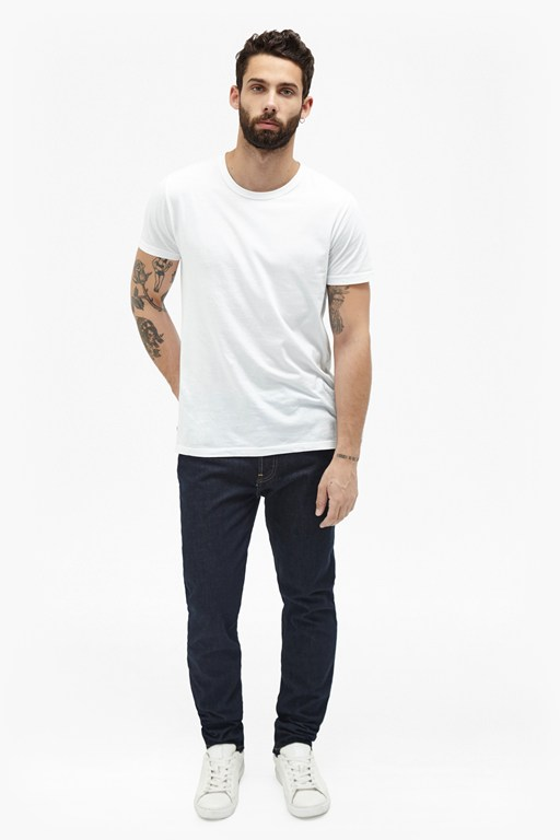 Complete the Look Co Power Rigid Tapered Jeans