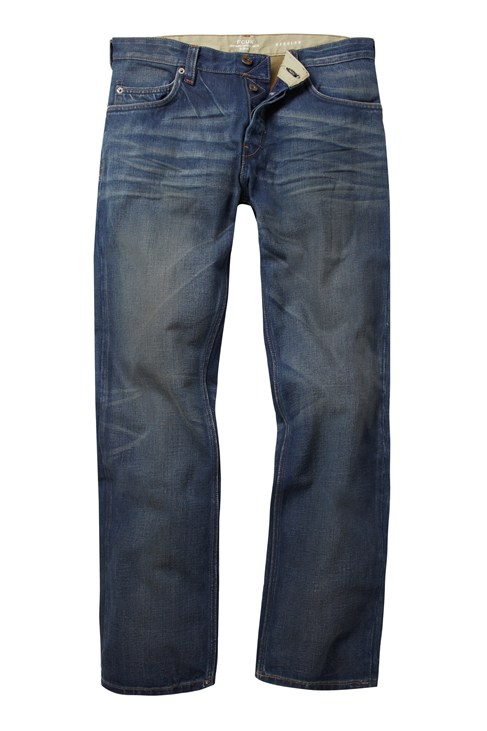 Dusty Denim Regular Jeans